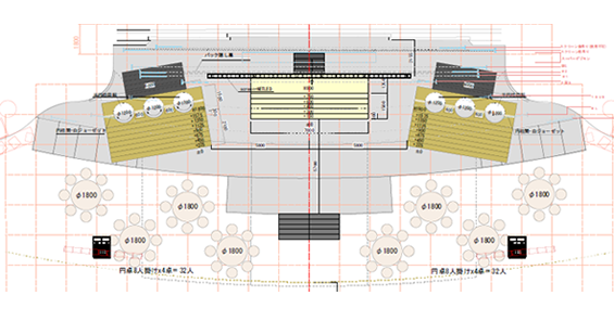 Stage Layout Case Example01