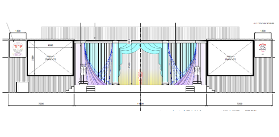 Stage Layout Case Example02